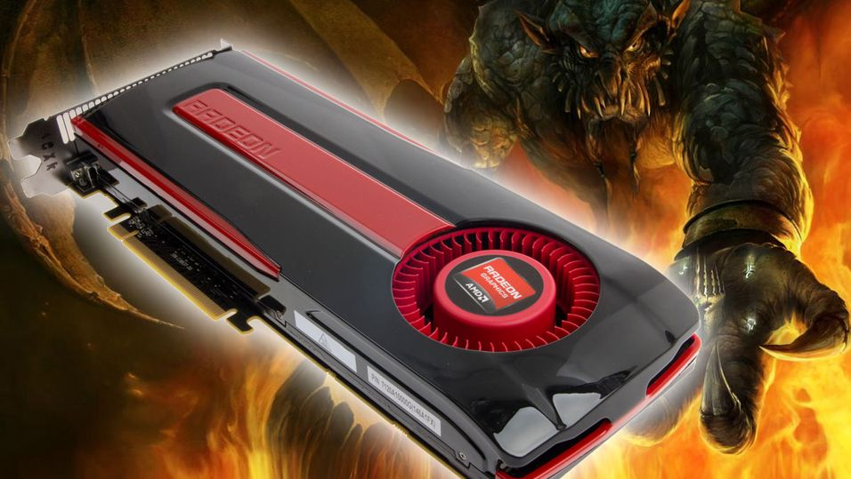 TEST: AMD Radeon HD 7950