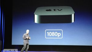 Apple lanserte ny Apple TV