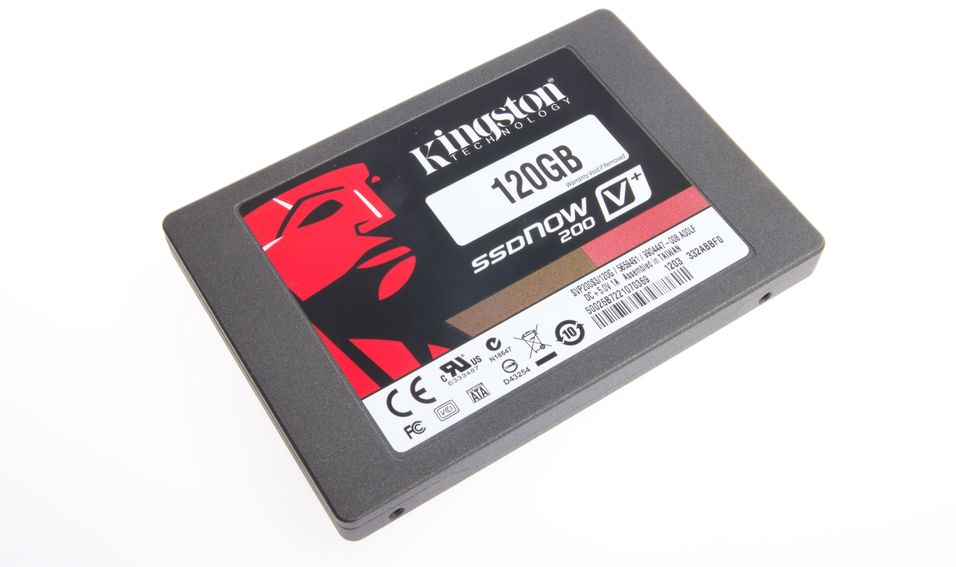 TEST: Kingston V+ 200 120 GB