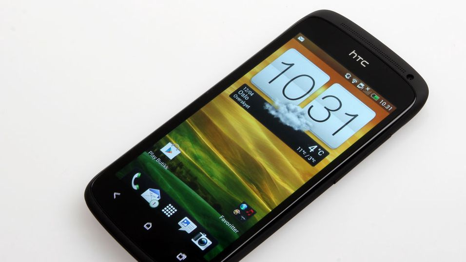 UNBOXING: Vi har fått HTC One S til test