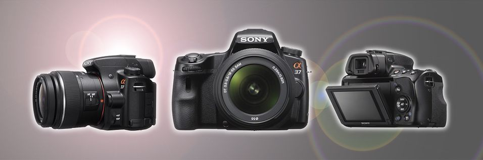 Sony slipper SLT-A37