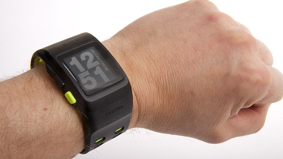 TEST: Nike+ SportWatch GPS