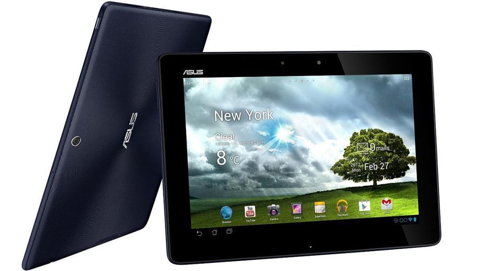 TEST: Asus Eee Pad Transformer TF300T