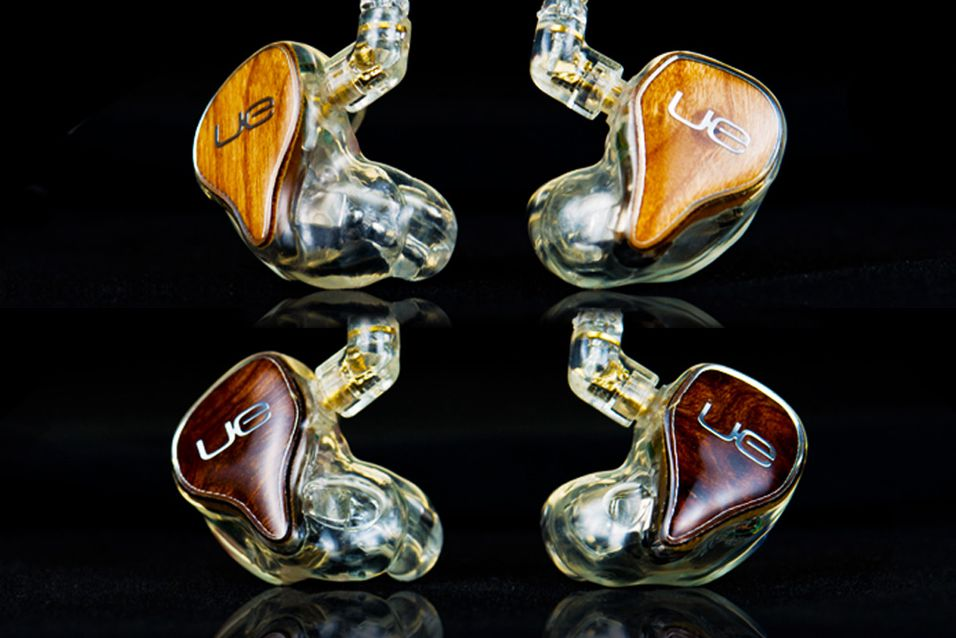Ultimate Ears Personal Reference Monitors.