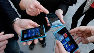 Windows Phone 8 kan komme i kveld