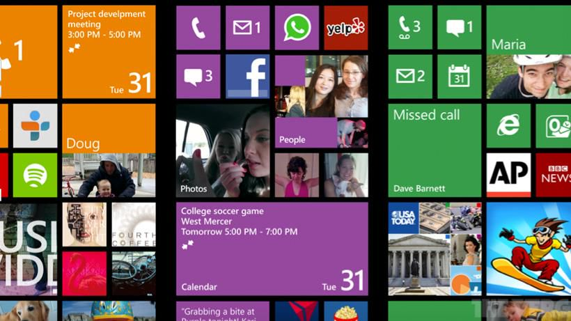 Slik blir Windows Phone 8