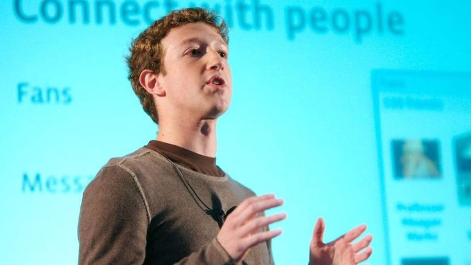 Facebook-sjef Mark Zuckerberg.