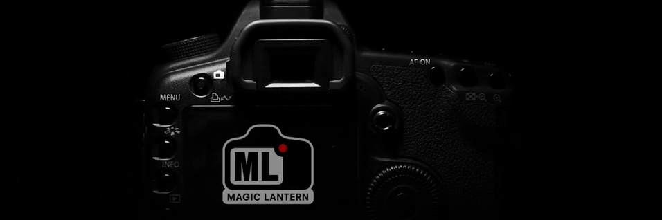 Magic Lantern til Canon EOS 5D Mark III