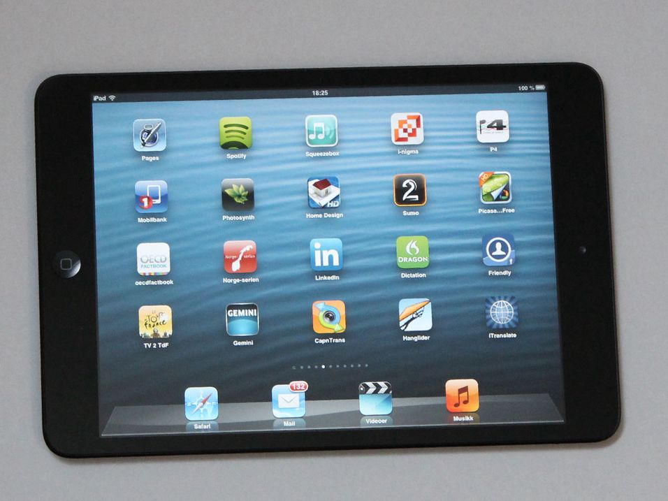 TEST: iPad mini