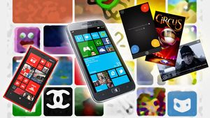 Spennende apper til Windows Phone