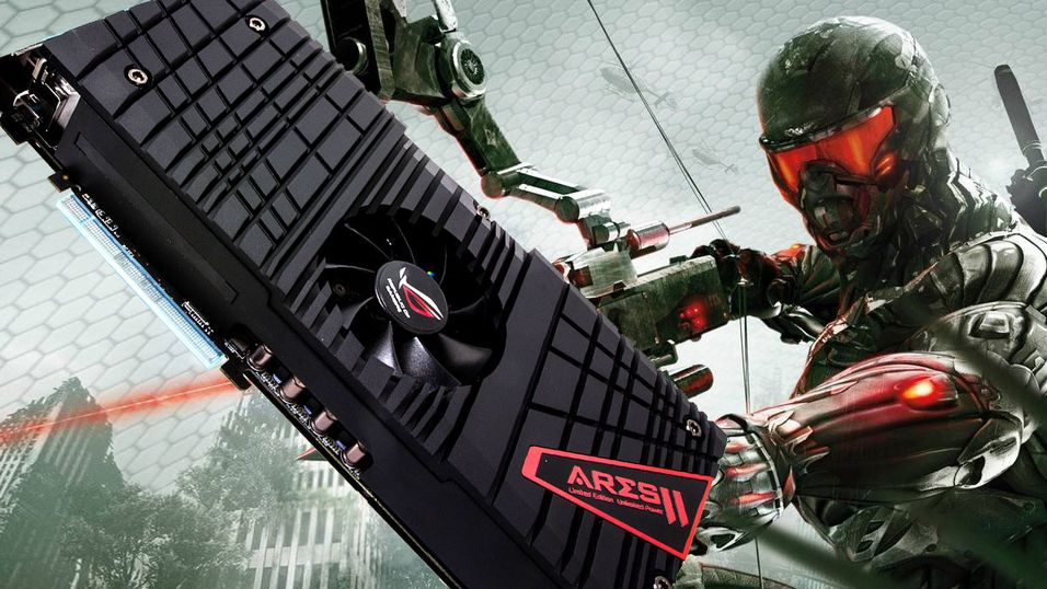 TEST: Asus ROG ARES II Radeon HD 7970 GHz x 2