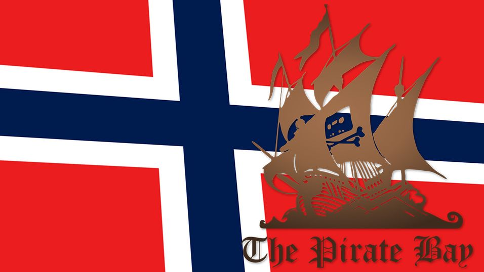 The Pirate Bay flytter til Norge