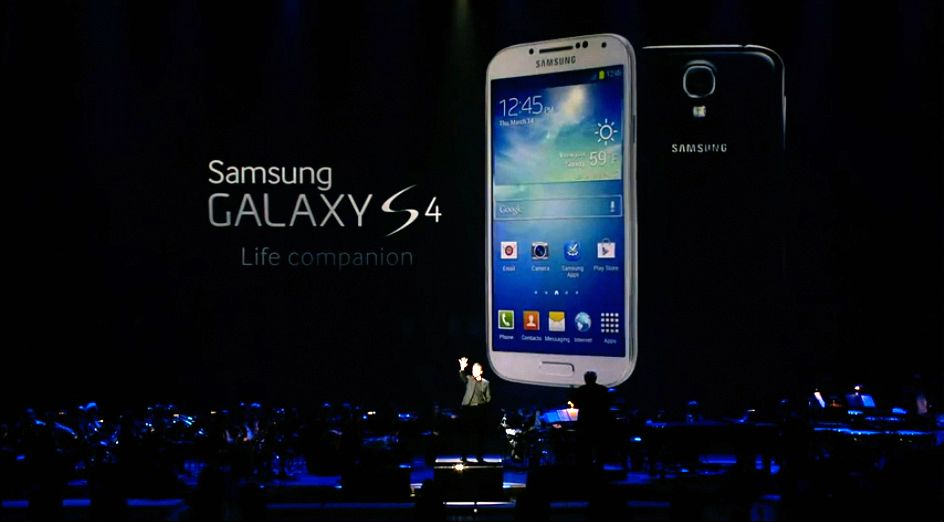 Lunken mottakelse for Galaxy S4
