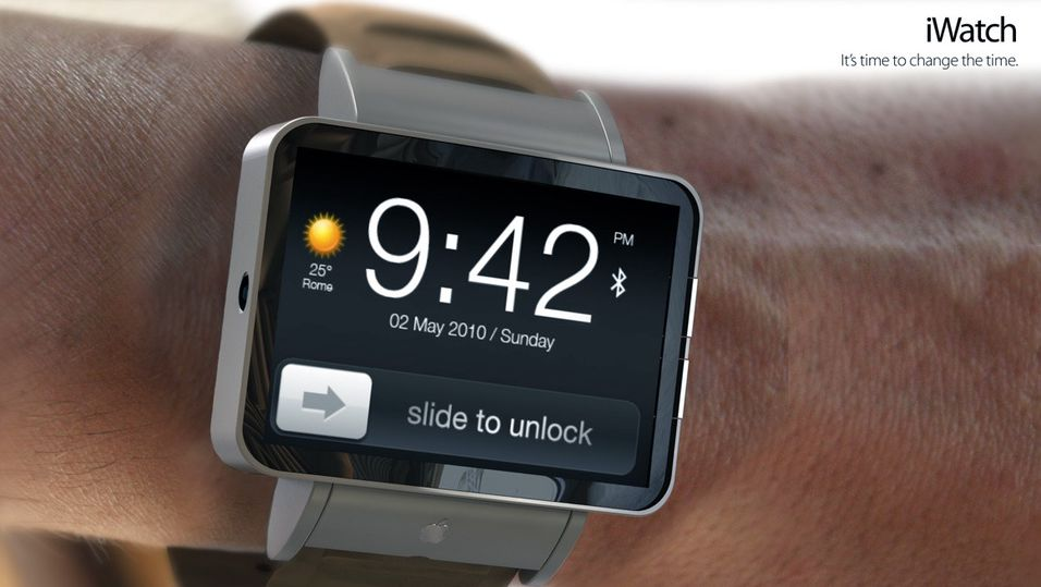 Apple registrerer iWatch som varemerke