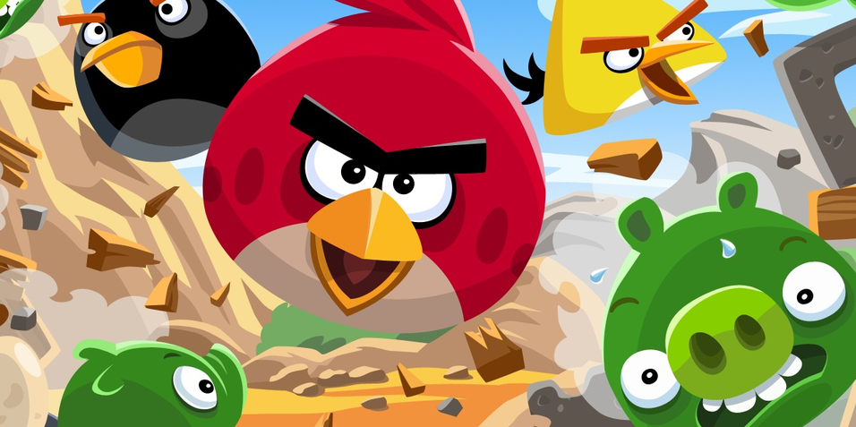 Hacket Angry Birds etter spionasje-anklager