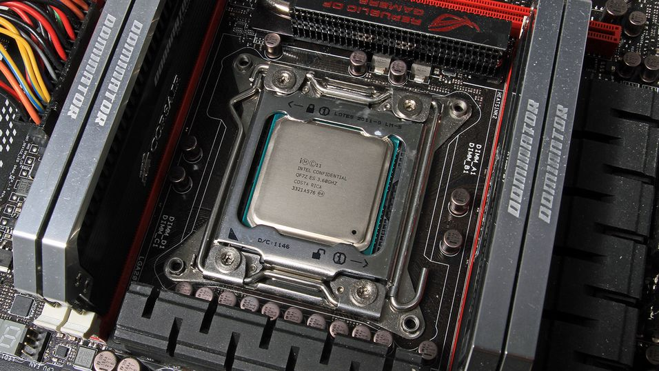 TEST: Intel Extreme Core i7 4960X
