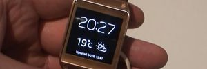 Les Se video av Galaxy Gear