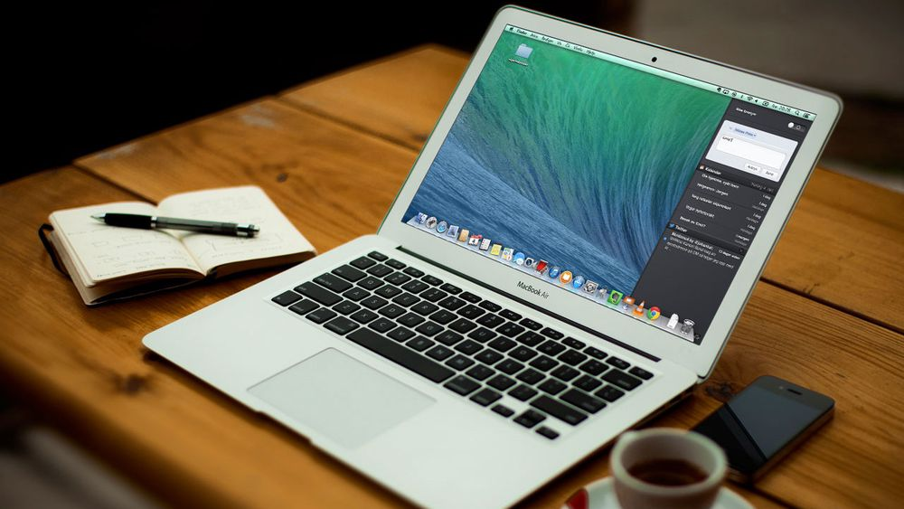 TEST: Apple OS X Mavericks