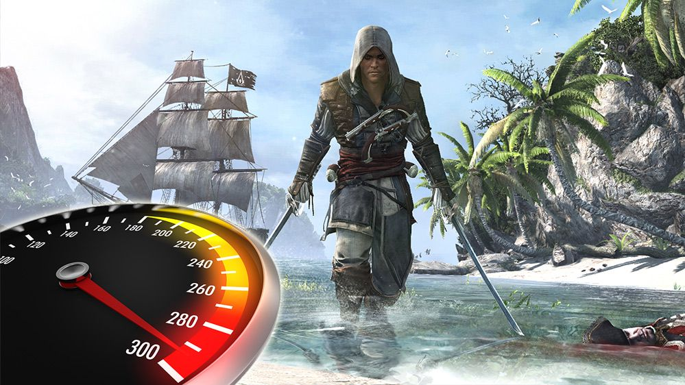 GUIDE: Assassin's Creed IV: Black Flag Goldt landskap eller tropisk paradis