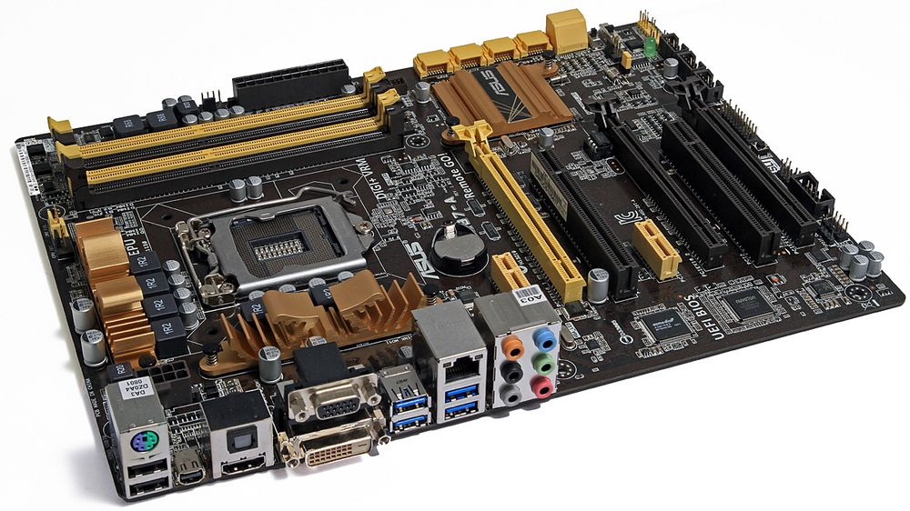 TEST: Asus Z87-A