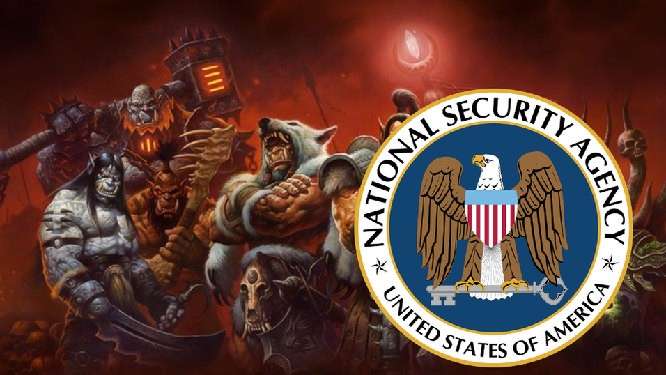 NSA infiltrerte World of Warcraft og Xbox Live