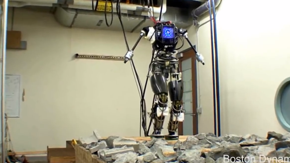 Boston Dynamics-roboten «Atlas».