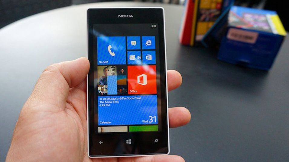 – Windows Phone 8.1 får varslingssenter