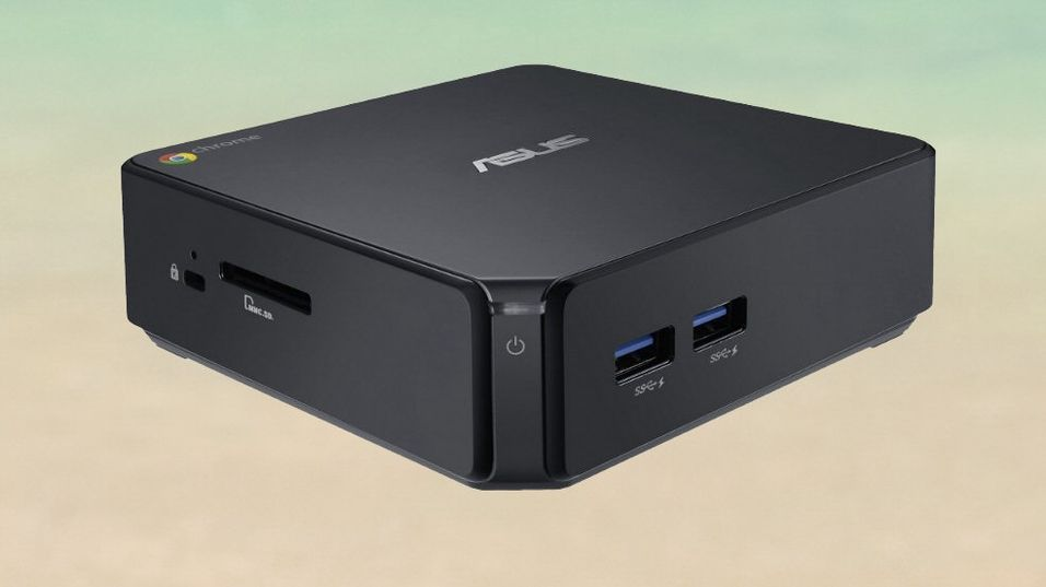 Asus satser på Chromebox.