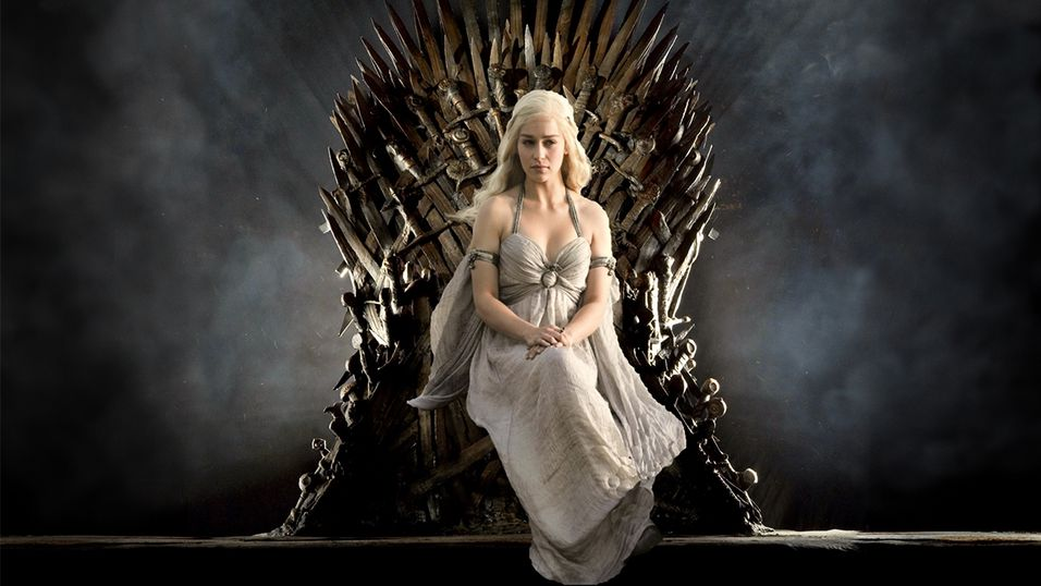 Game of Thrones-forfatteren lager ny TV-serie