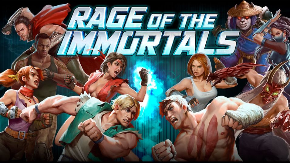 Rage of the Immortals sluppet eksklusivt til Android