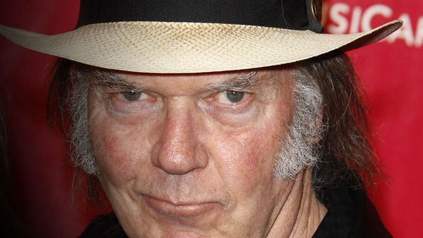 Neil Young: – Streaming suger!