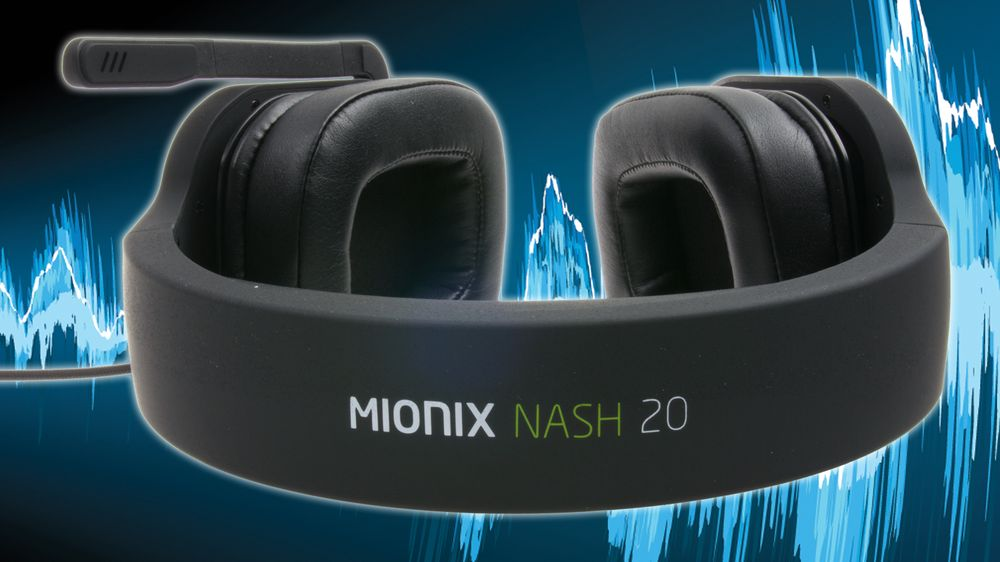 TEST: Mionix Nash 20