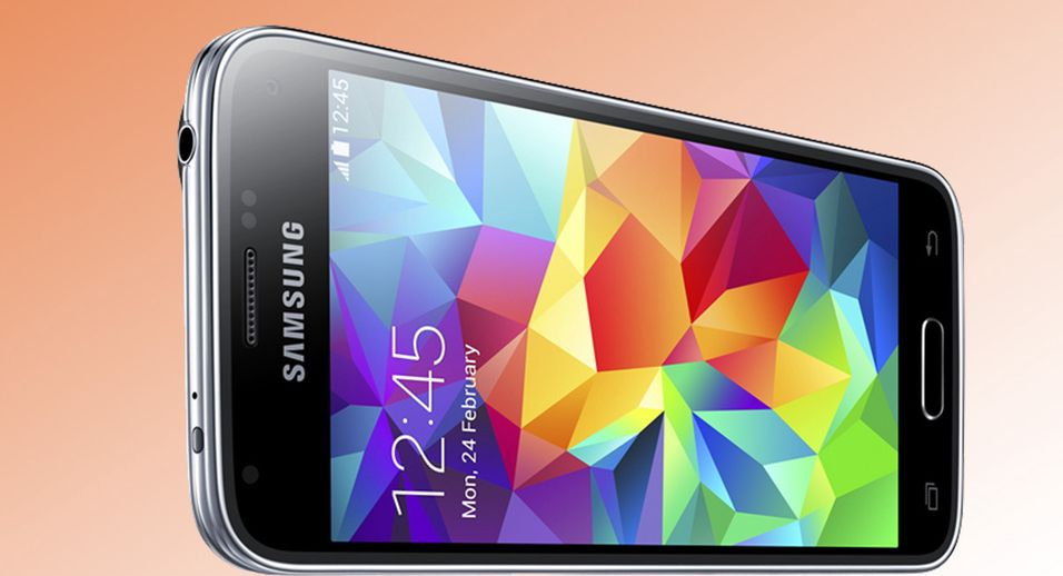 Samsung Galaxy s5 Mini kommer i butikkene i august.