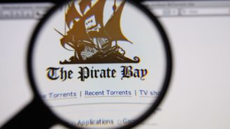 The Pirate Bay tvinger besøkende til å grave etter virtuelt «gull»