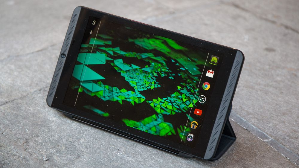 TEST: Nvidia Shield Tablet