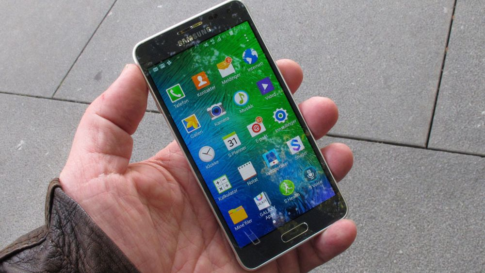 TEST: Samsung Galaxy Alpha