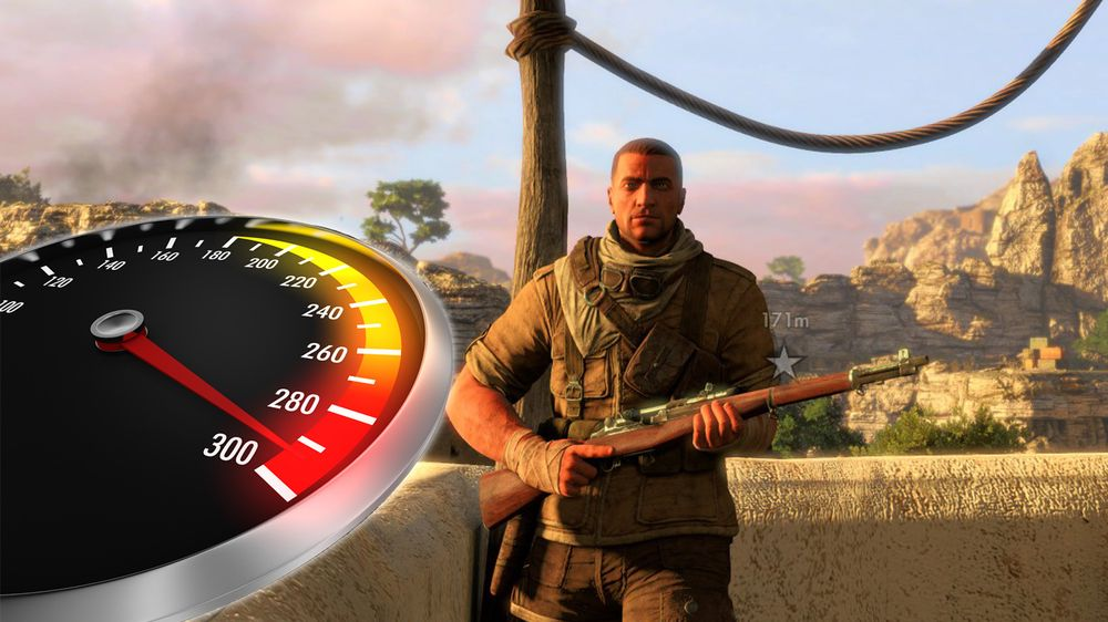 GUIDE: Sniper Elite III med Mantle og Direct X Voldelig snikemoro i Afrika