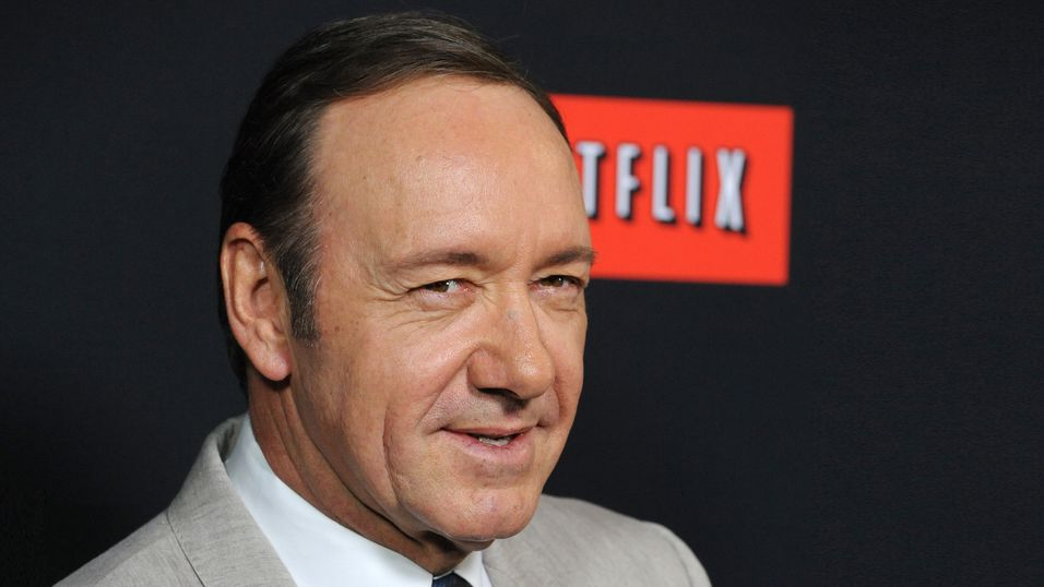 Kevin Spacey, kjent som Francis Underwood i Netflix-serien House of Cards.