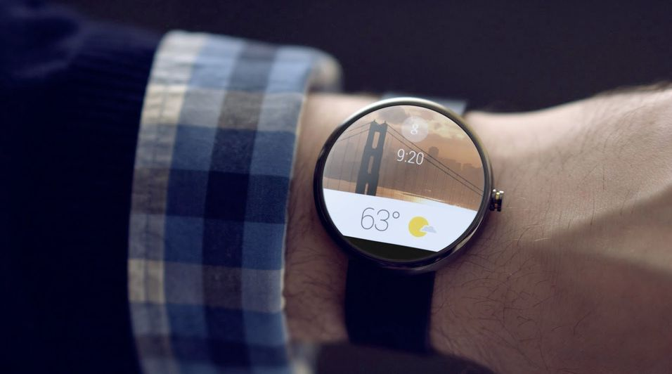 Google vil la Android Wear fungere med iPhone