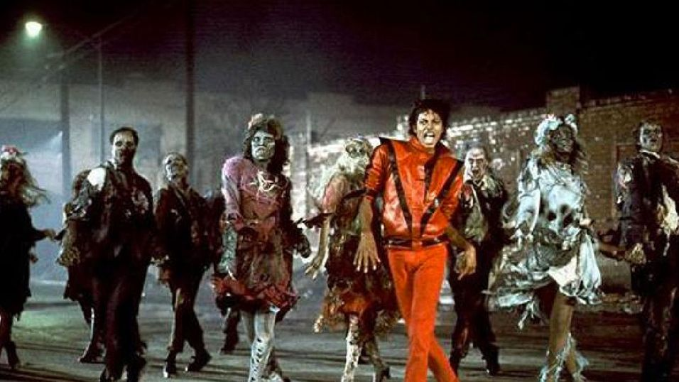 Michael Jacksons Thriller dominerte spillelistene i 1983.
