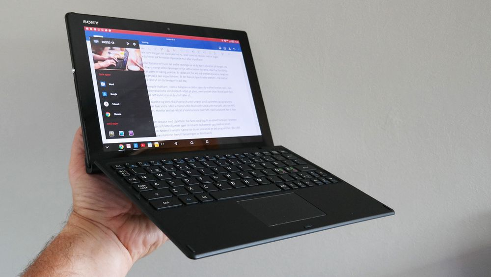 TEST: Sony Bluetooth Keyboard BKB50