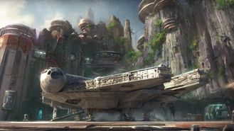 Disneys nye Star Wars-land «kommer snart»