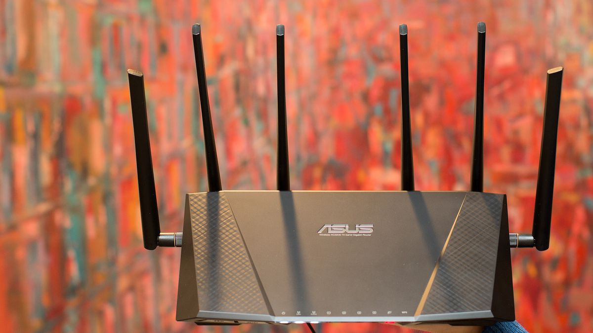 Test Asus Rt Ac3200 Tri Band Wireless Gigabit Router