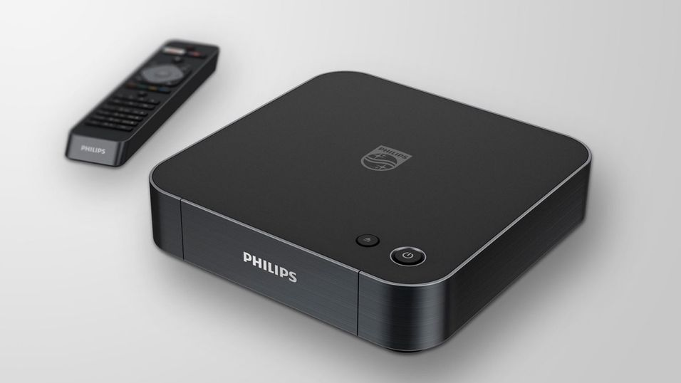 Philips' nye 4K-Blu-ray-spiller.