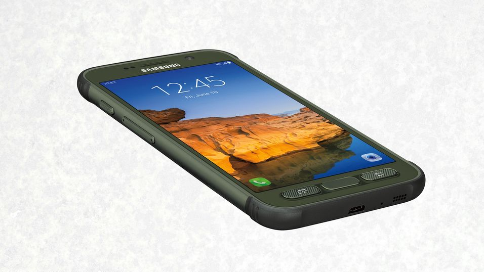 Samsung Galaxy S7 Active.