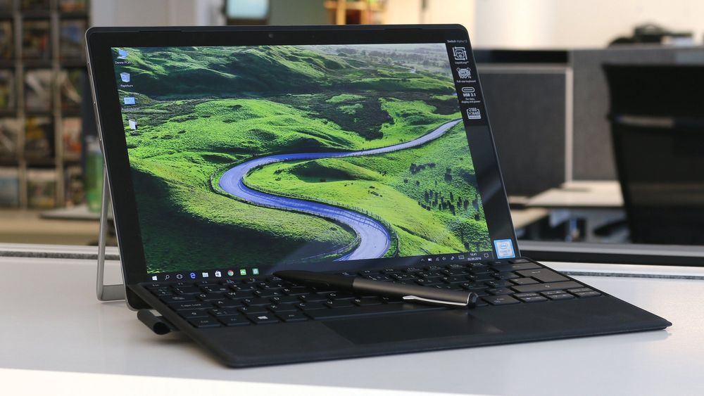 TEST: Acer Switch Alpha 12