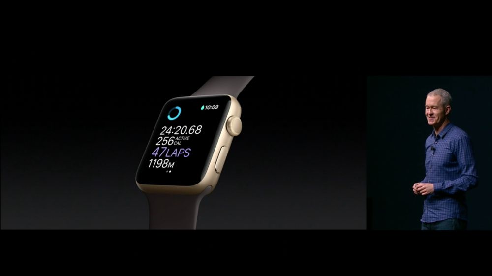 Apple Watch Series 2.