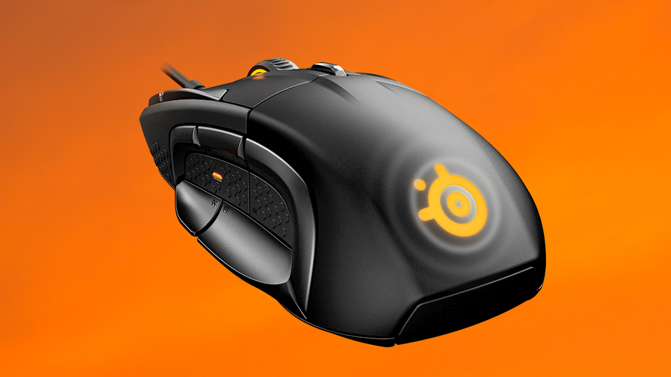 SteelSeries Rival 500.