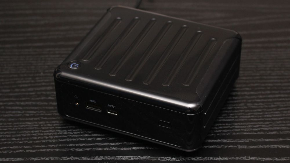 TEST: ASRock Beebox-S