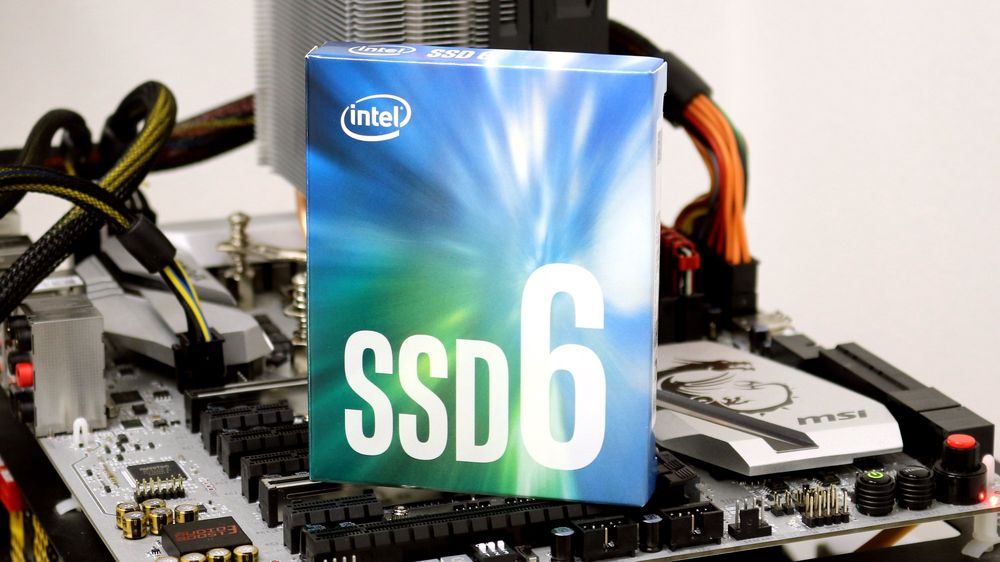TEST: Intel SSD 600p Series 512 GB